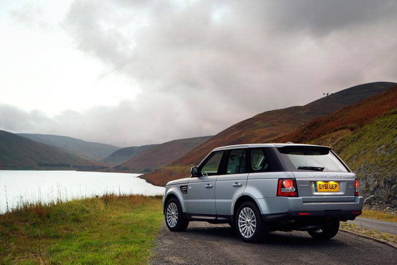 Foto Exteriores (36) Land Rover Range-r-sport Suv Todocamino 2012