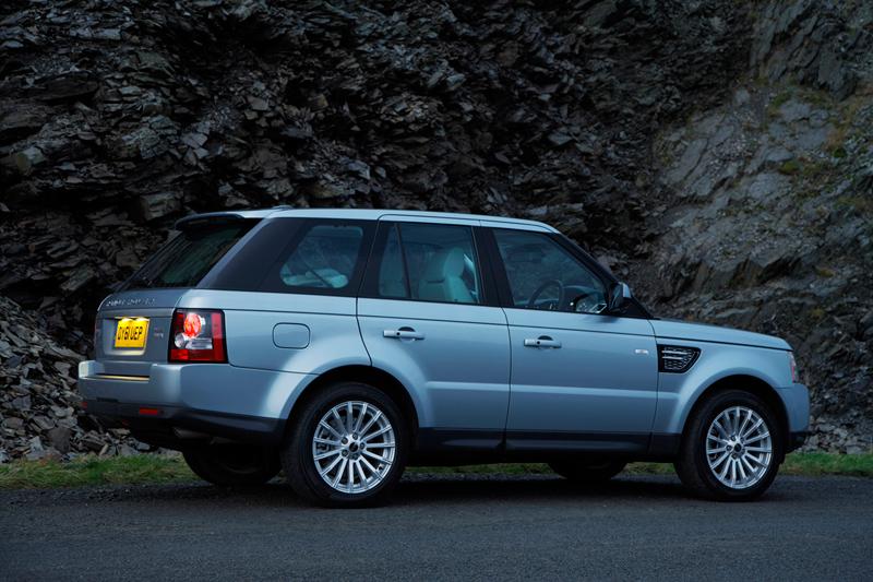 Foto Exteriores (37) Land Rover Range-r-sport Suv Todocamino 2012