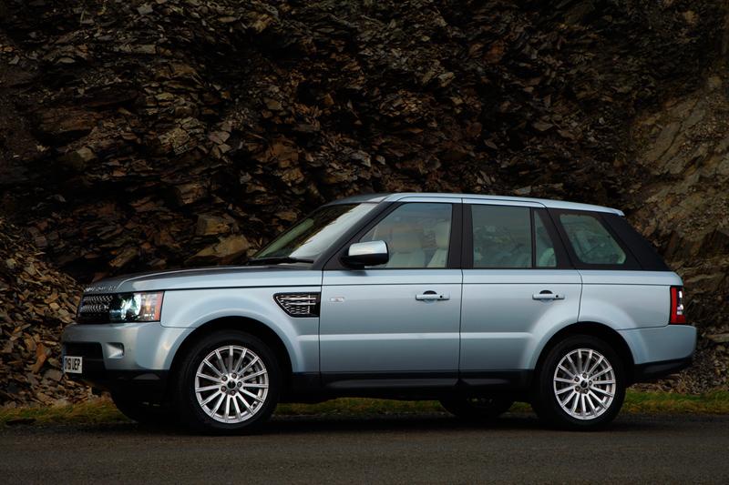 Foto Exteriores (38) Land Rover Range-r-sport Suv Todocamino 2012