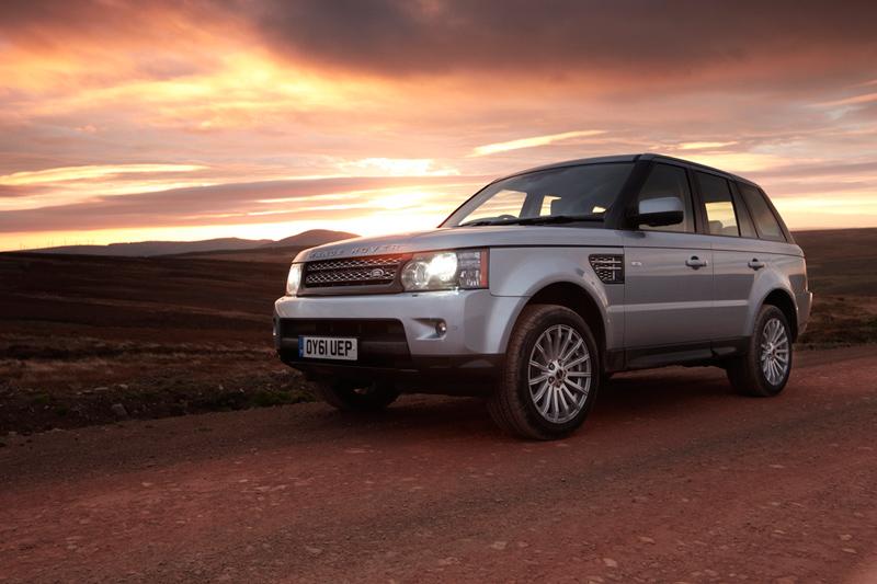 Foto Exteriores (39) Land Rover Range-r-sport Suv Todocamino 2012