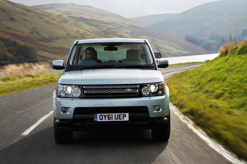 Foto Exteriores (4) Land Rover Range-r-sport Suv Todocamino 2012
