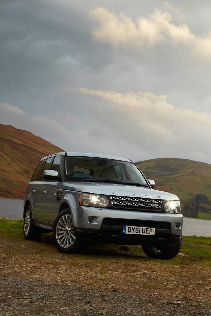 Foto Exteriores (40) Land Rover Range-r-sport Suv Todocamino 2012