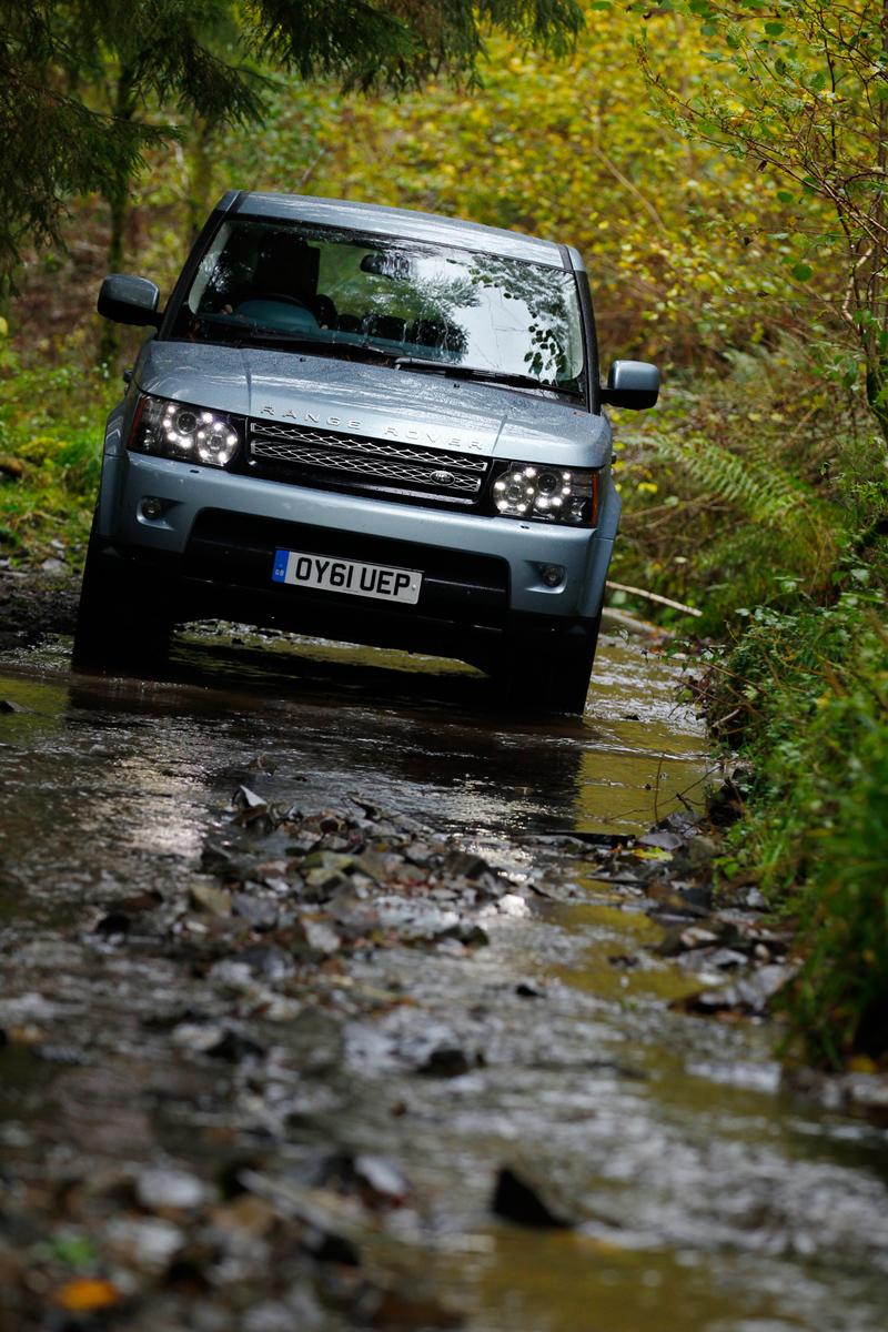 Foto Exteriores (41) Land Rover Range-r-sport Suv Todocamino 2012