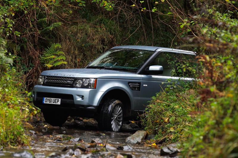 Foto Exteriores (42) Land Rover Range-r-sport Suv Todocamino 2012