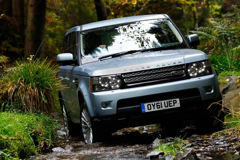 Foto Exteriores (44) Land Rover Range-r-sport Suv Todocamino 2012