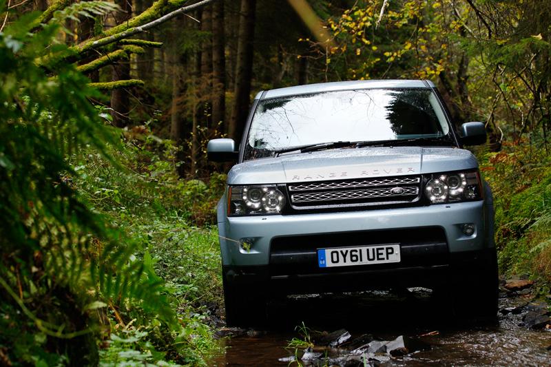 Foto Exteriores (45) Land Rover Range-r-sport Suv Todocamino 2012