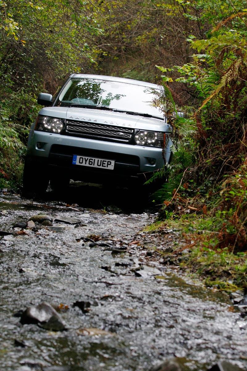 Foto Exteriores (46) Land Rover Range-r-sport Suv Todocamino 2012