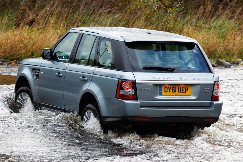 Foto Exteriores (47) Land Rover Range-r-sport Suv Todocamino 2012