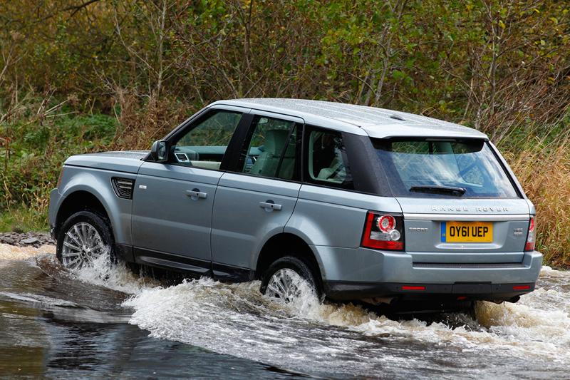 Foto Exteriores (48) Land Rover Range-r-sport Suv Todocamino 2012