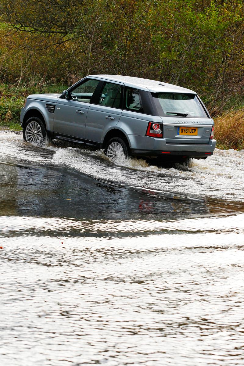 Foto Exteriores (49) Land Rover Range-r-sport Suv Todocamino 2012