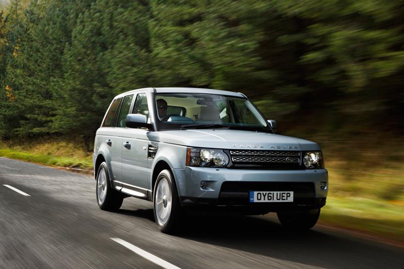 Foto Exteriores (5) Land Rover Range-r-sport Suv Todocamino 2012