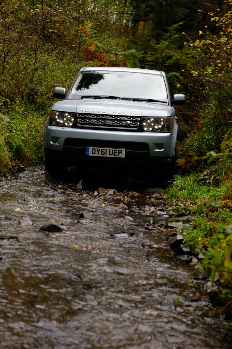 Foto Exteriores (50) Land Rover Range-r-sport Suv Todocamino 2012