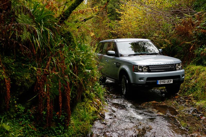 Foto Exteriores (51) Land Rover Range-r-sport Suv Todocamino 2012