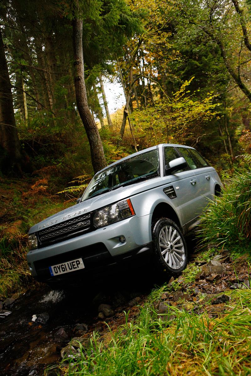 Foto Exteriores (52) Land Rover Range-r-sport Suv Todocamino 2012