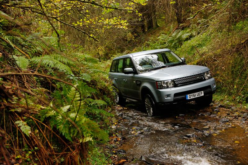 Foto Exteriores (53) Land Rover Range-r-sport Suv Todocamino 2012