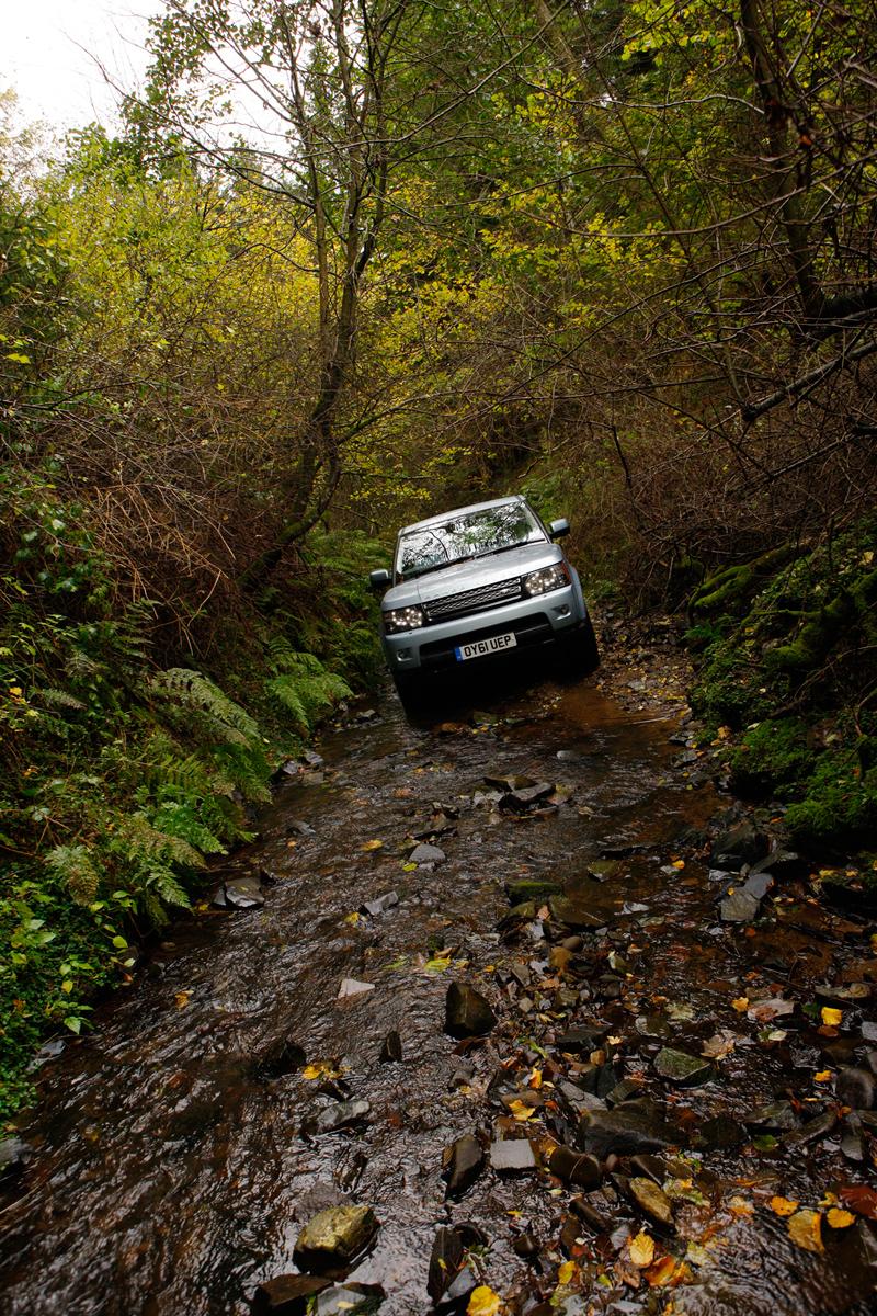 Foto Exteriores (54) Land Rover Range-r-sport Suv Todocamino 2012