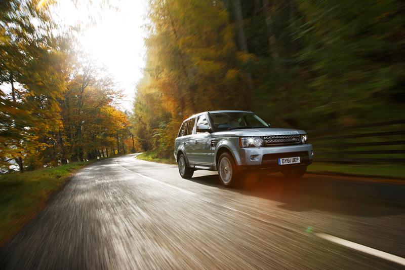 Foto Exteriores (6) Land Rover Range-r-sport Suv Todocamino 2012
