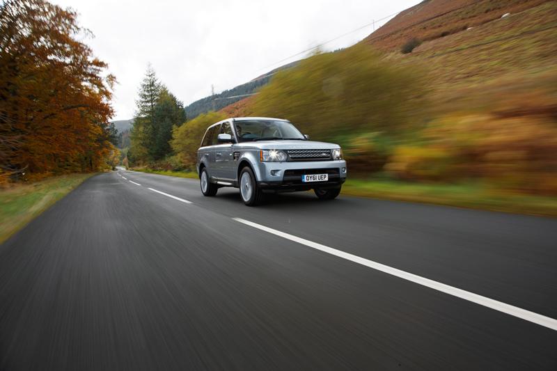 Foto Exteriores (7) Land Rover Range-r-sport Suv Todocamino 2012