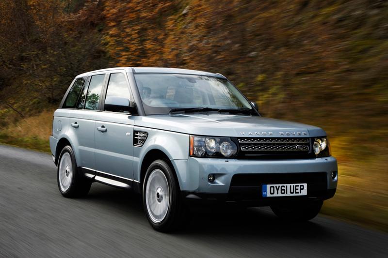 Foto Exteriores (8) Land Rover Range-r-sport Suv Todocamino 2012