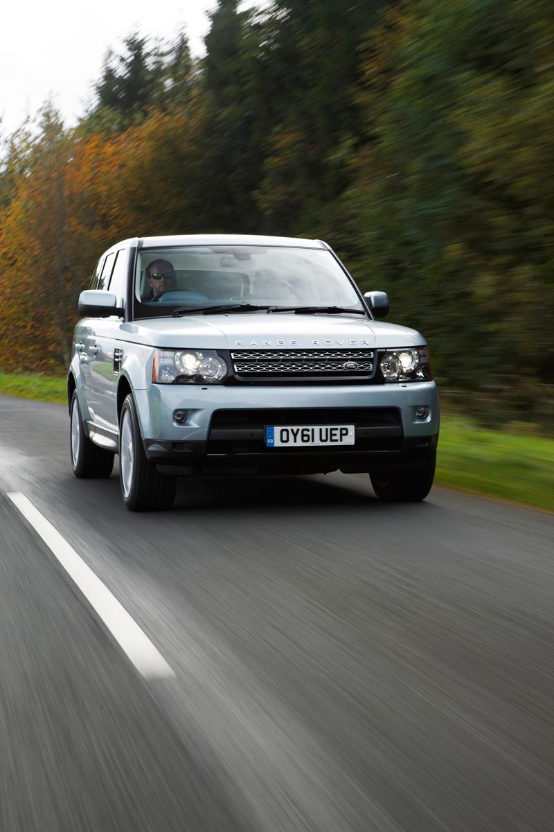 Foto Exteriores (9) Land Rover Range-r-sport Suv Todocamino 2012