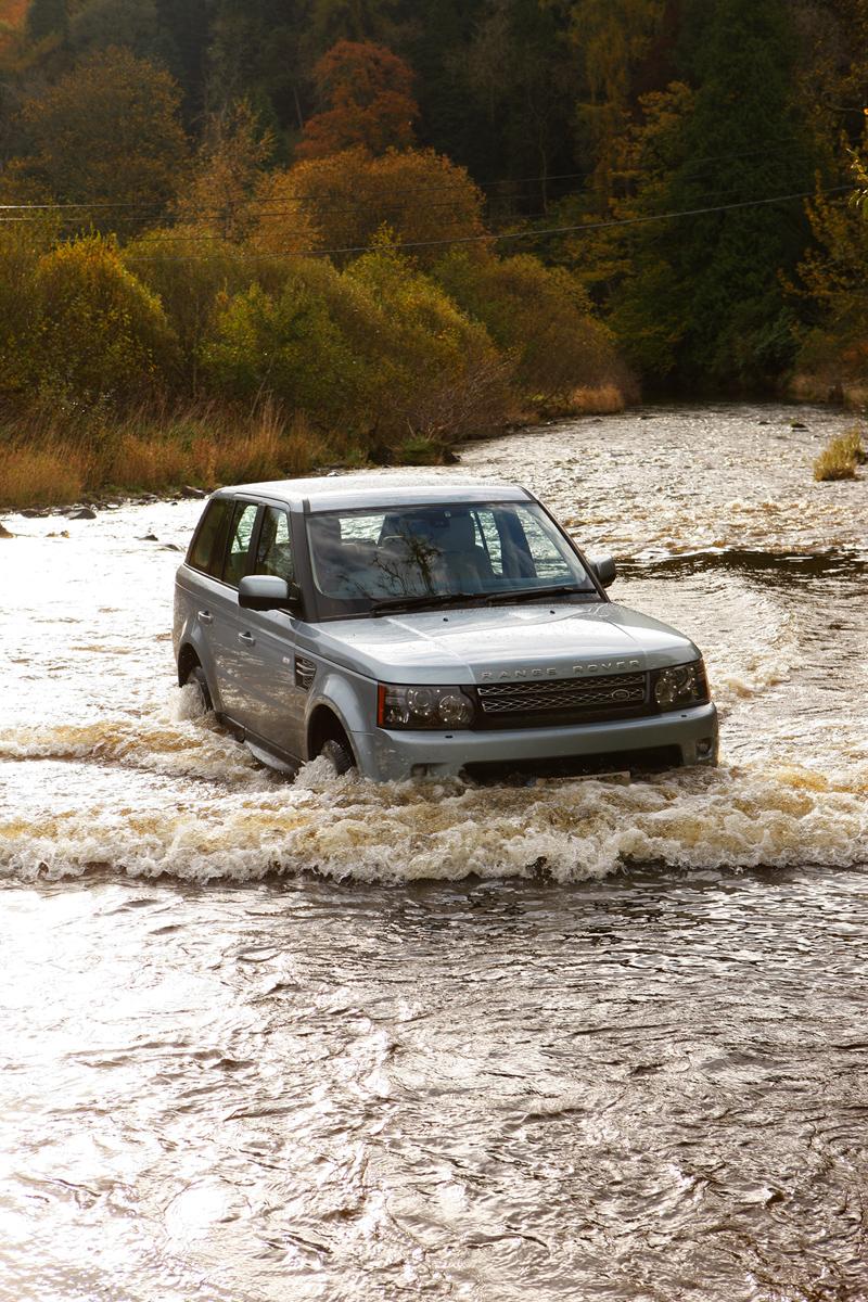 Foto Exteriores Land Rover Range-r-sport Suv Todocamino 2012