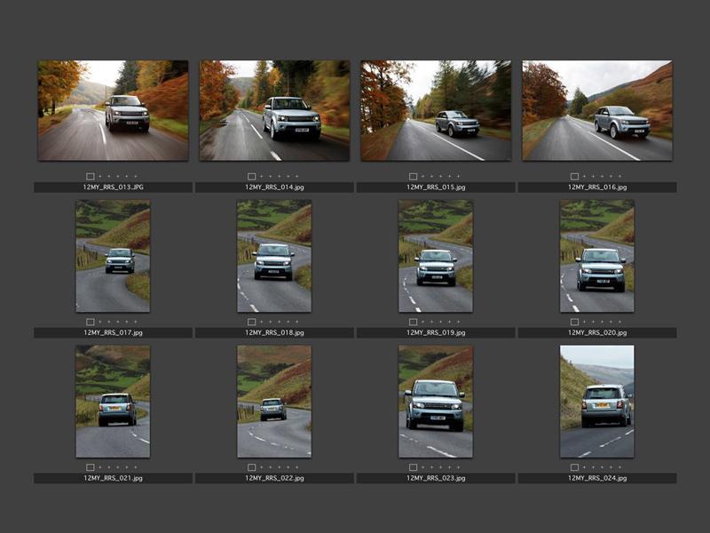Foto Tecnicas (3) Land Rover Range-r-sport Suv Todocamino 2012