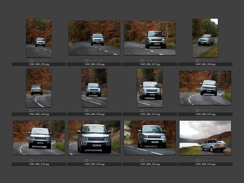 Foto Tecnicas (4) Land Rover Range-r-sport Suv Todocamino 2012