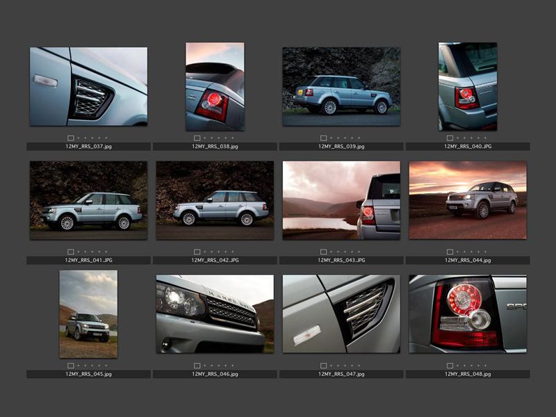Foto Tecnicas (5) Land Rover Range-r-sport Suv Todocamino 2012