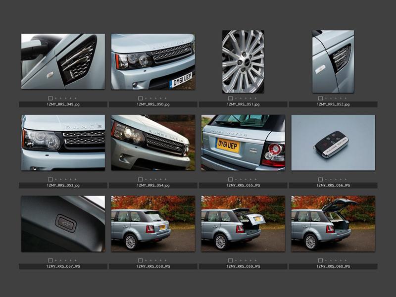 Foto Tecnicas (6) Land Rover Range-r-sport Suv Todocamino 2012