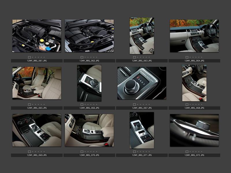 Foto Tecnicas (7) Land Rover Range-r-sport Suv Todocamino 2012