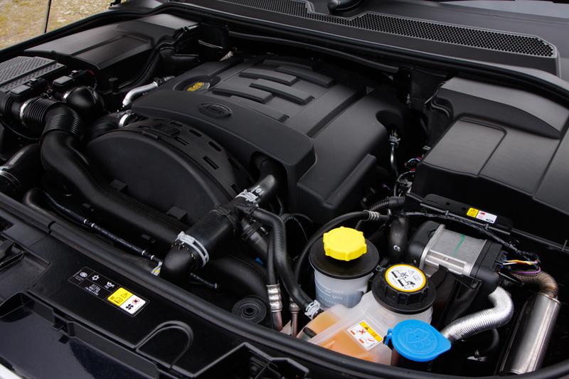 Foto Tecnicas Land Rover Range-r-sport Suv Todocamino 2012