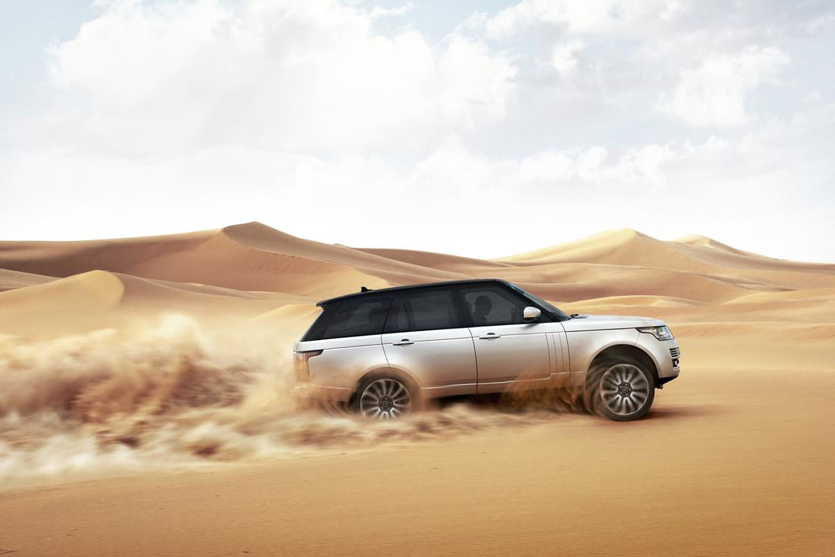Nuevo Range Rover 2012