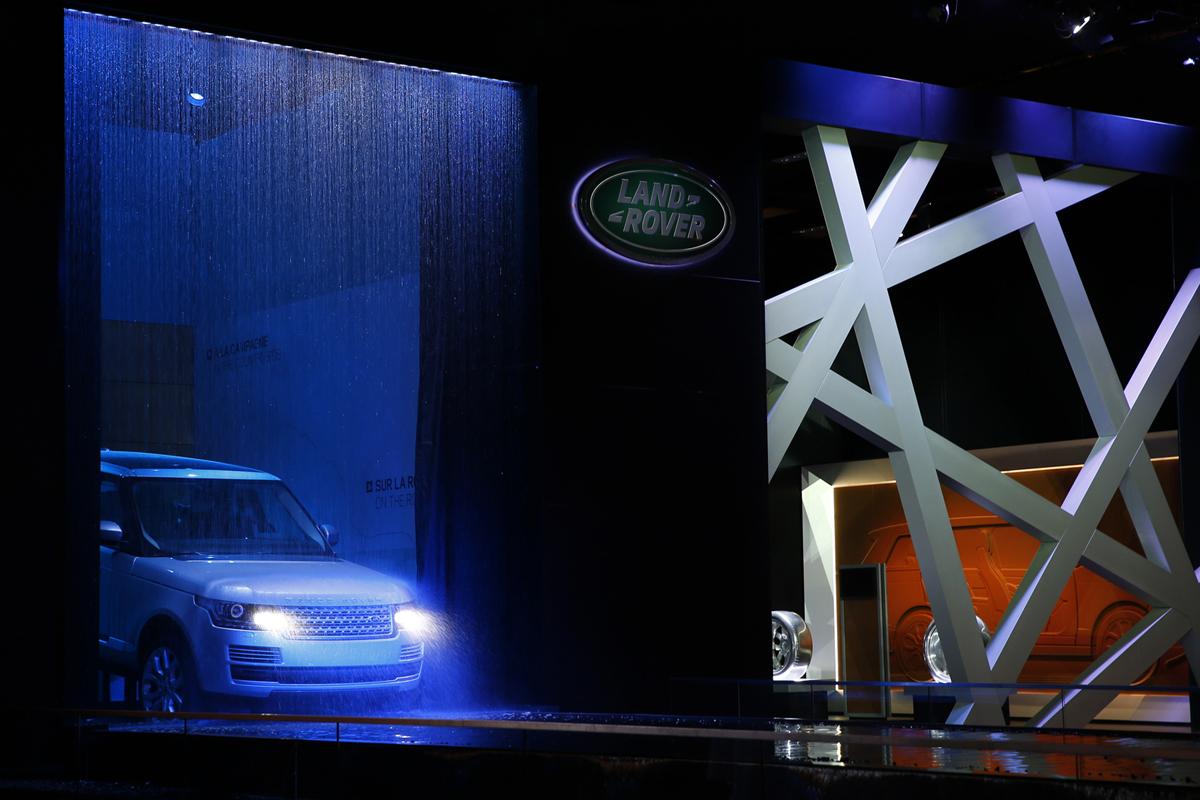 Fondo Pantalla Land Rover Range-rover Suv Todocamino 2013 Exteriores