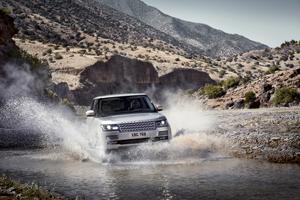 Foto Exteriores (17) Land Rover Range-rover Suv Todocamino 2013