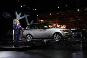 Foto Exteriores (2) Land Rover Range-rover Suv Todocamino 2013