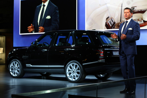 Foto Exteriores (3) Land Rover Range-rover Suv Todocamino 2013