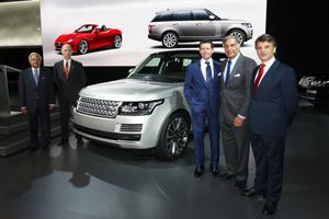 Foto Exteriores (4) Land Rover Range-rover Suv Todocamino 2013