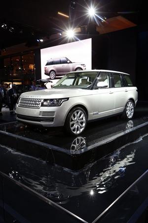 Foto Exteriores (6) Land Rover Range-rover Suv Todocamino 2013