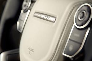 Foto Interiores (2) Land Rover Range-rover Suv Todocamino 2013