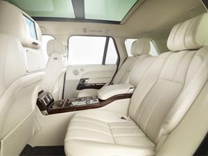 Foto Interiores (7) Land Rover Range-rover Suv Todocamino 2013