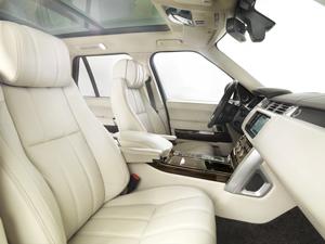 Foto Interiores Land Rover Range-rover Suv Todocamino 2013
