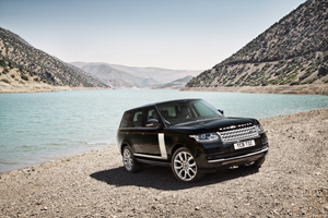 Foto Perfil Land Rover Range-rover Suv Todocamino 2013