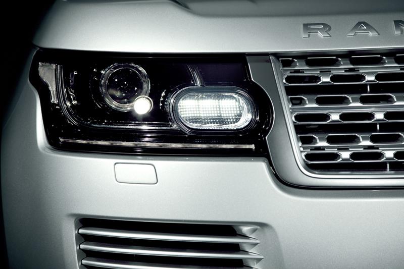 Foto Detalles Land Rover Range Rover Suv Todocamino 2013