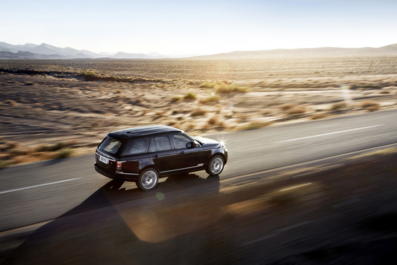 Foto Exteriores (11) Land Rover Range-rover Suv Todocamino 2013