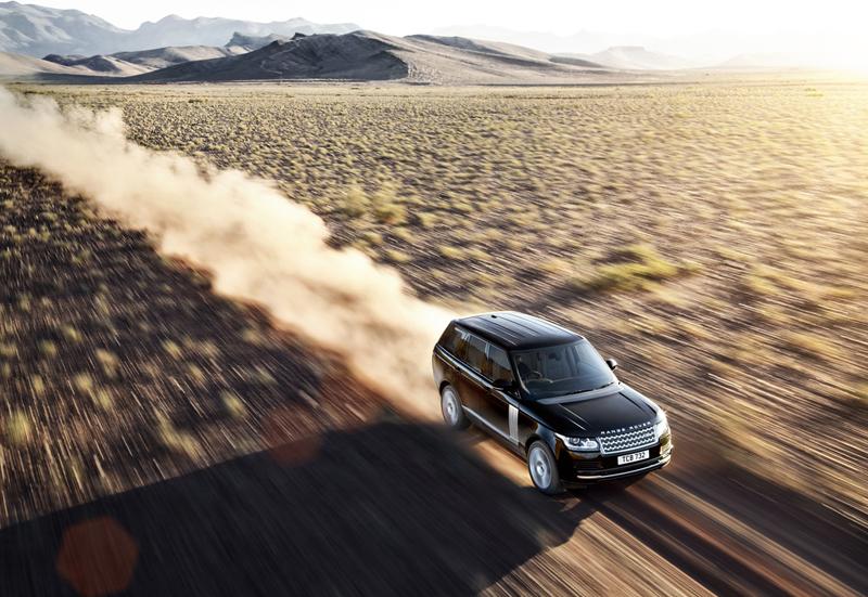 Foto Exteriores Land Rover Range Rover Suv Todocamino 2013