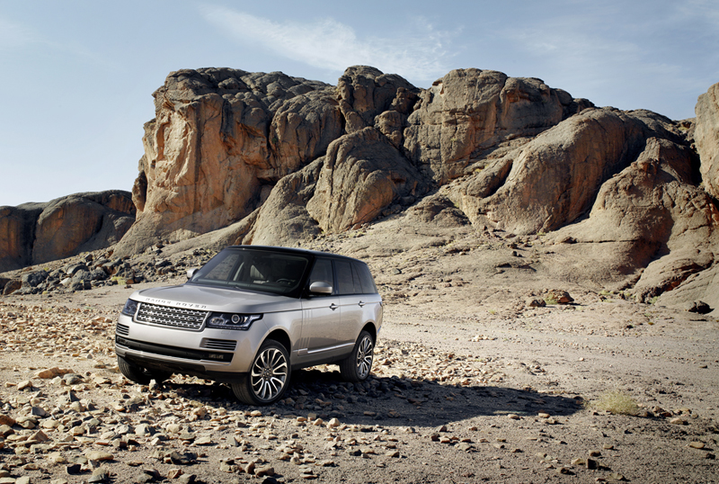 Foto Exteriores (50) Land Rover Range-rover Suv Todocamino 2013