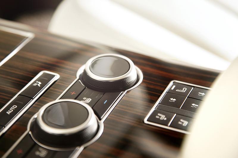 Foto Interiores Land Rover Range Rover Suv Todocamino 2013