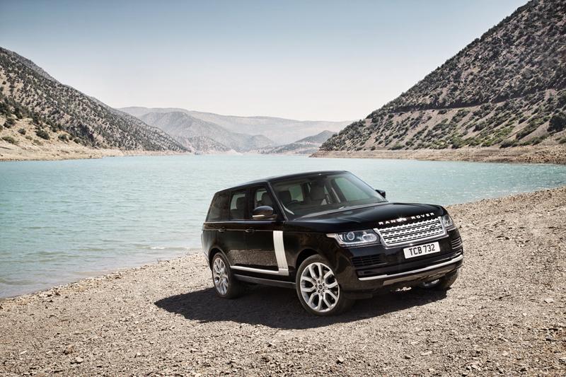 Foto Perfil Land Rover Range Rover Suv Todocamino 2013