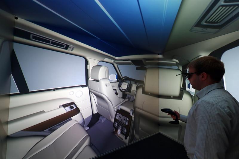 Foto Tecnicas Land Rover Range Rover Suv Todocamino 2013