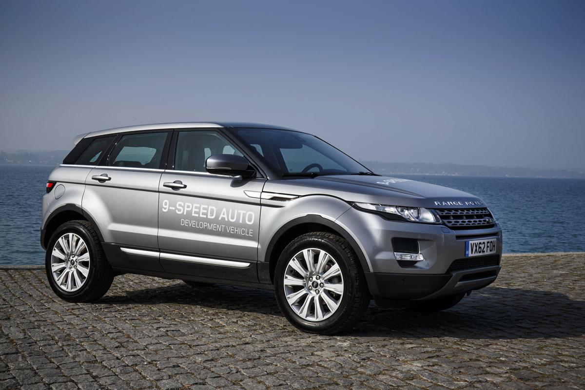 Fondo Pantalla Land Rover Range-rover-evoque Suv Todocamino 2013 Exteriores